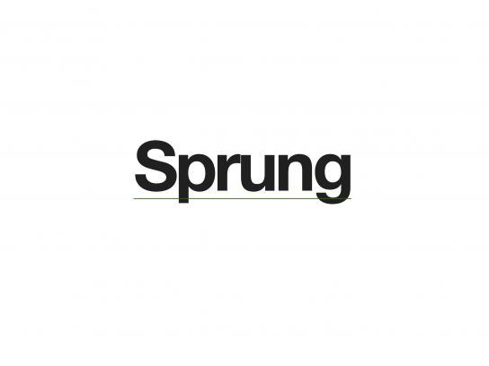 GoodSense Print Ad - Sprung