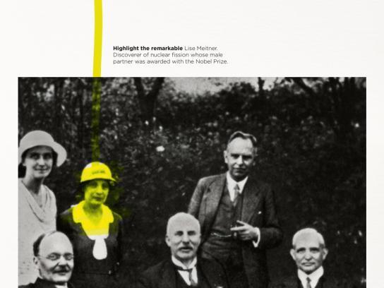 Stabilo Boss Print Ad - Highlight the Remarkable - Lise