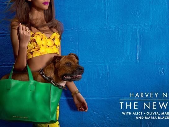 Harvey Nichols Outdoor Ad -  Staff