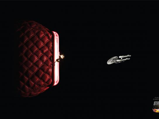 Hot Wheels Print Ad -  Purse