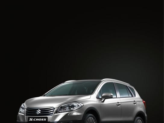 Suzuki Print Ad -  Stars