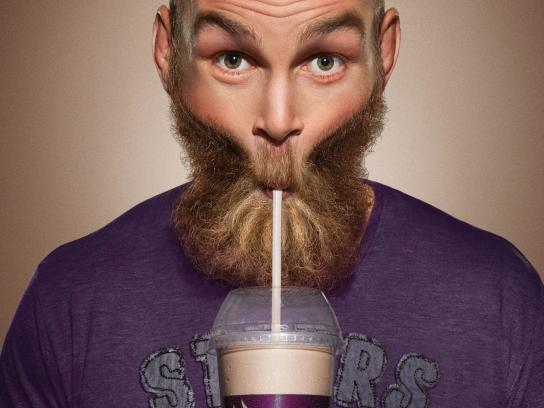 Steers Print Ad -  Ridiculously Thick Milkshake, 2
