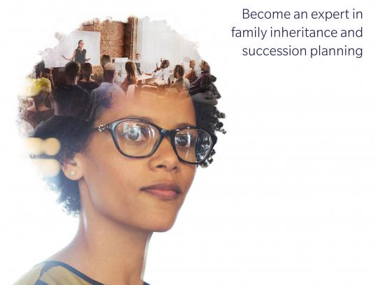 Society of Trust and Estate Practitioners Print Ad - Education