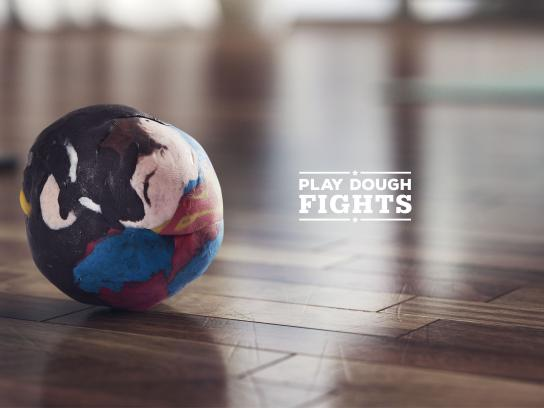 Stephens Print Ad - Play Dough Fights, 2