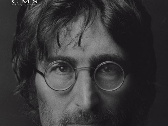 The Contemporary Music School Print Ad - Steve Lennon