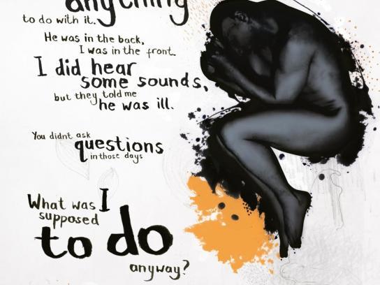 Nelson Mandela Foundation Print Ad -  Steve Biko