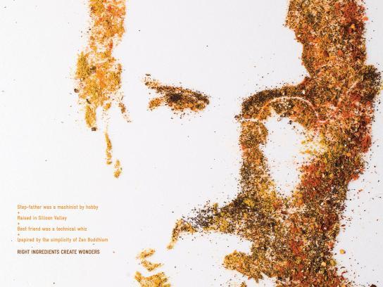 My Roti Print Ad - Steve Jobs