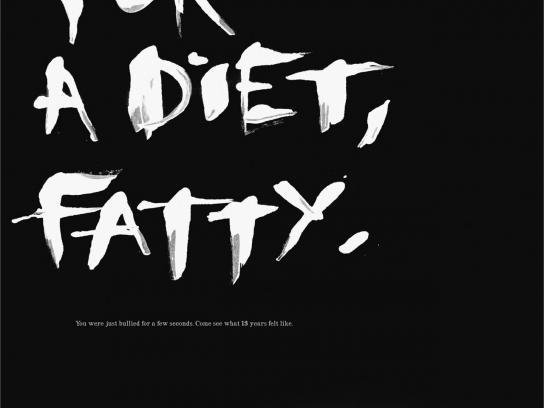 Vancouver Opera Outdoor Ad -  Diet