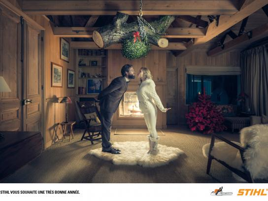 Stihl Direct Ad -  Seasons Greetings