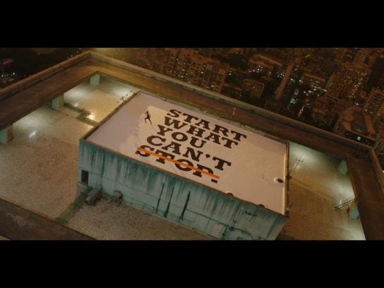 Mi Band HRX Film Ad - #StartWhatYouCantStop