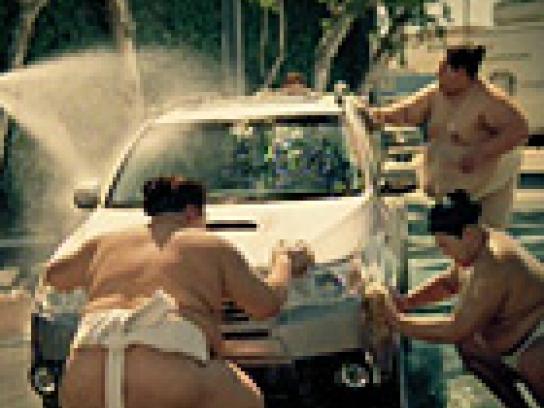 Subaru Film Ad -  Car Wash