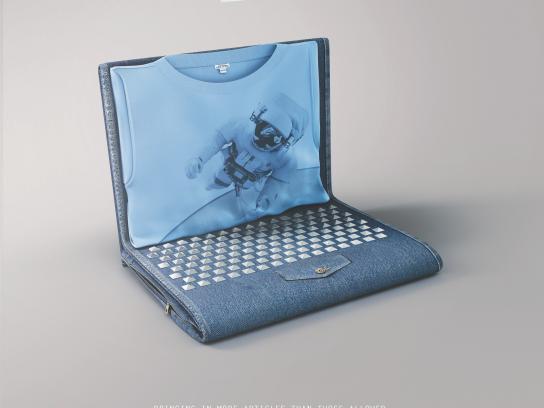 SUNAT Print Ad -  Jeans