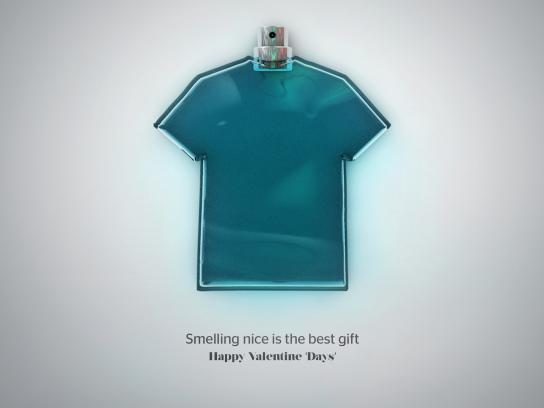Sunlight Print Ad - Happy Valentine Day, 2
