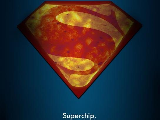 Movie Doritos - Superman