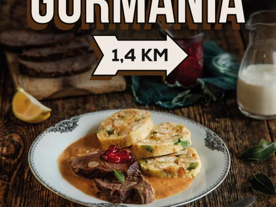 McDonald's Print Ad - Gurmania
