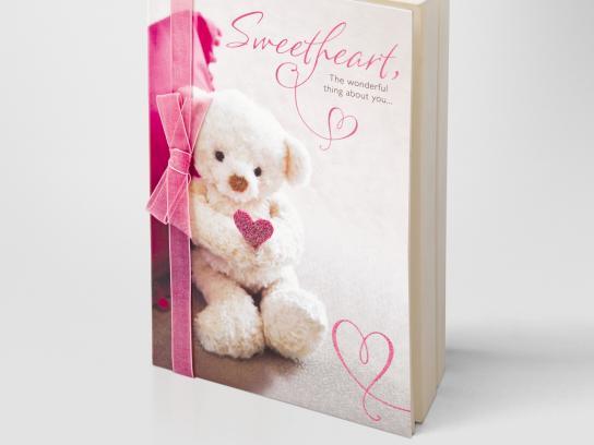 Hallmark Print Ad -  Sweetheart