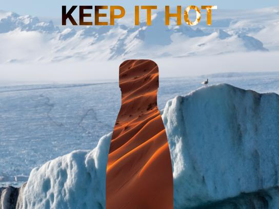 Swell Print Ad - Keep It Hot