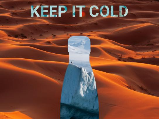 Swell Print Ad - Keep It Cold