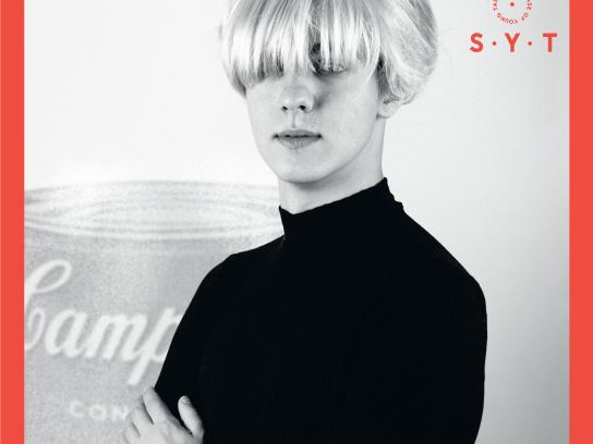 SYT Print Ad - Warhol