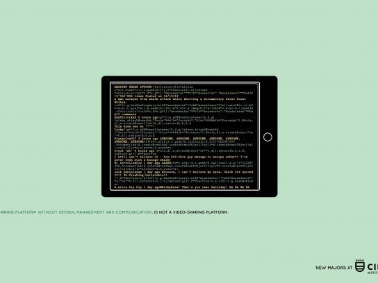 Cibertec Print Ad -  Tablet