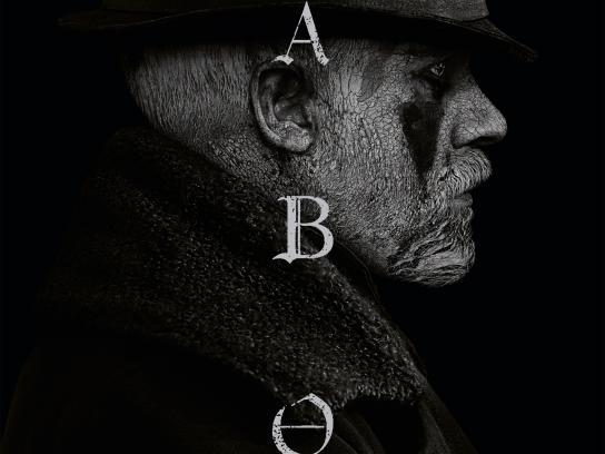 Taboo Print Ad - Taboo - Season 1