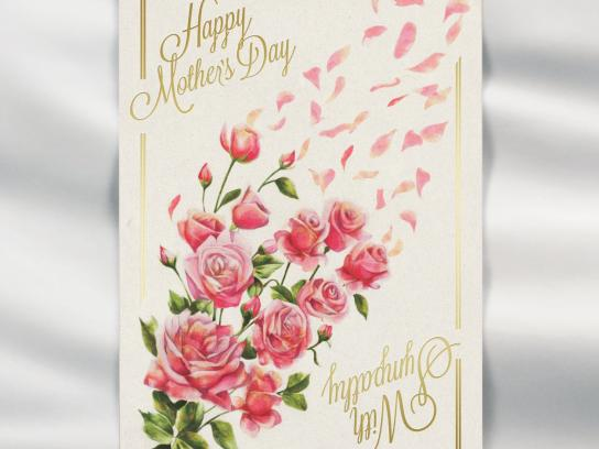 TAC Direct Ad -  Mother's Day Card