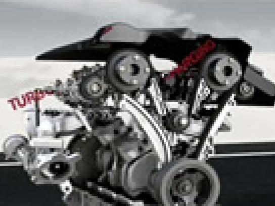 Ford Film Ad -  Engine