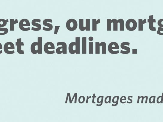 FirstBank Outdoor Ad -  Mortgage lenders outperform Congress