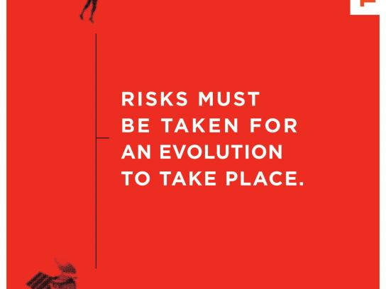 TEDxCannes Print Ad - Transitions, 3