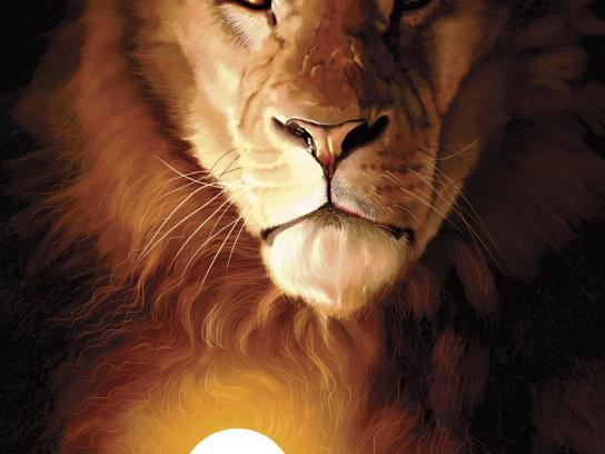 Tempo Print Ad -  We face any challenge, Lion