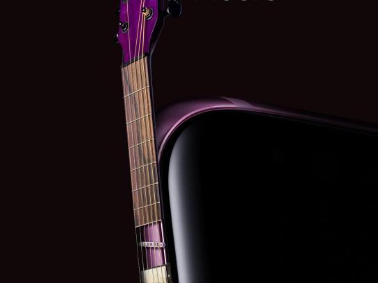 Samsung Print Ad - Musical Instruments, 2