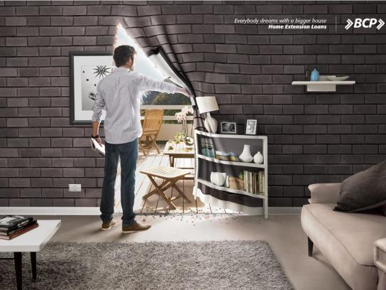 BCP Print Ad -  Terrace