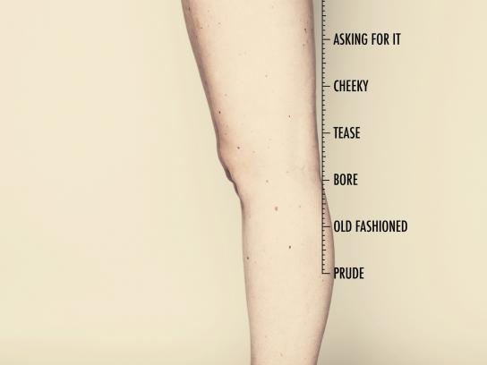 Terre Des Femmes Print Ad -  A woman's worth, 2