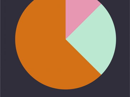 Guardian Outdoor Ad -  Pie Chart