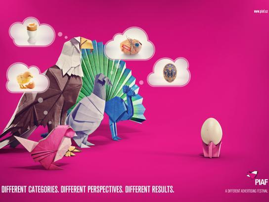 PIAF Print Ad -  The Jury