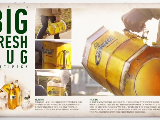 Fresh Mug Direct Ad -  The Big Fresh Mug