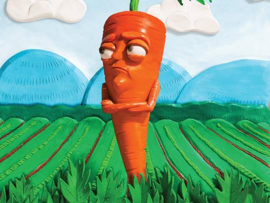 Turkish Cargo Print Ad -  Carrot