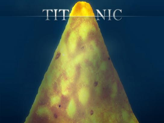 Movie Doritos - Titanic