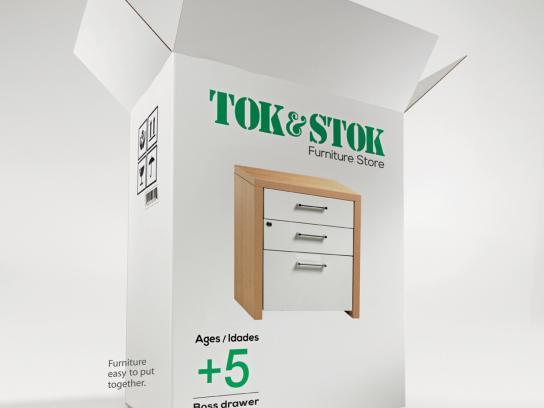 Tok & Stok Print Ad -  Ages, 1