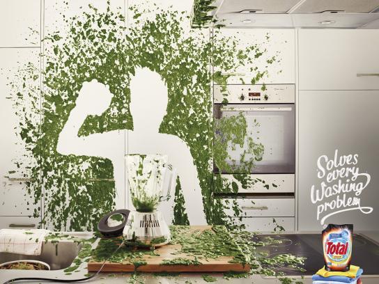 Total Print Ad -  Chef