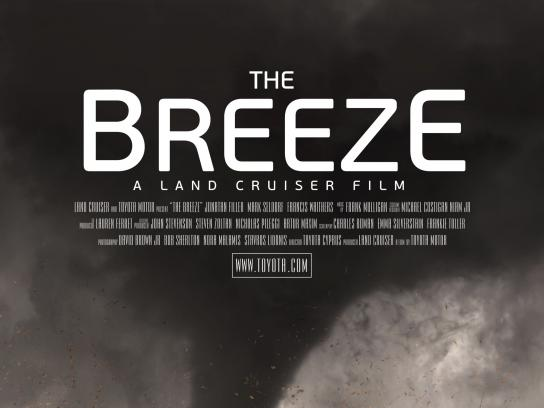 Toyota Outdoor Ad -  The Breeze
