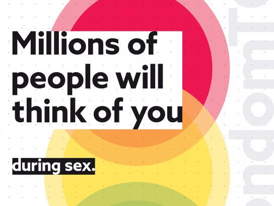 Toronto Public Health Outdoor Ad - Condom famous, 2