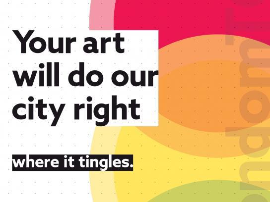 Toronto Public Health Outdoor Ad - Condom famous, 3