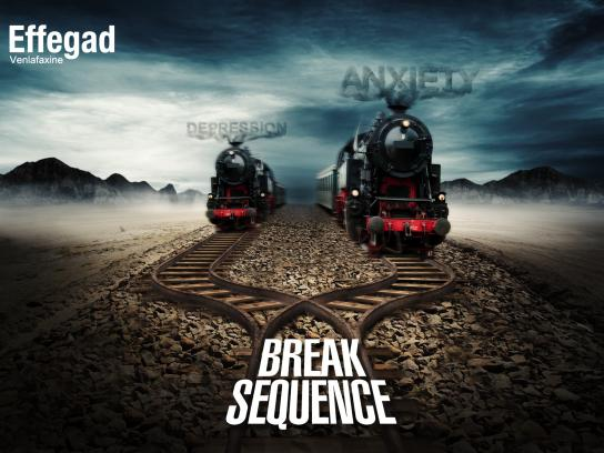 Effegad Print Ad - Trains Can't Stop