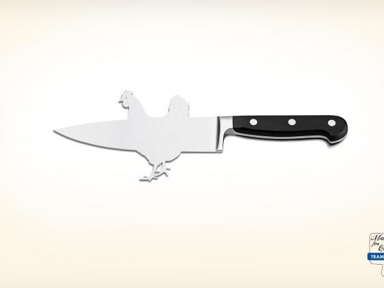 Tramontina Print Ad -  Chicken