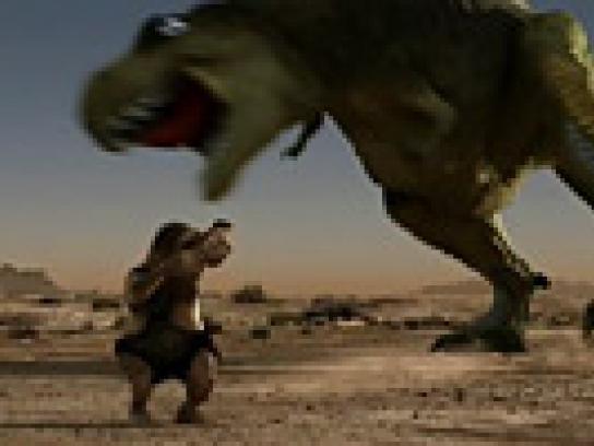 BC Dairy Film Ad -  T-Rex