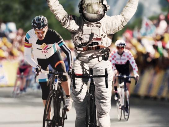 Hasbro Print Ad -  Lance-Neil Armstrong