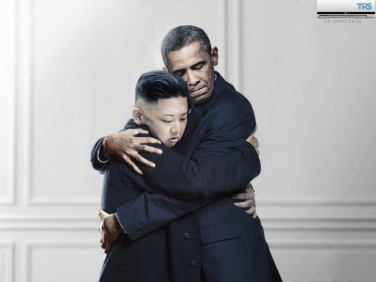 TRS Print Ad -  Hug