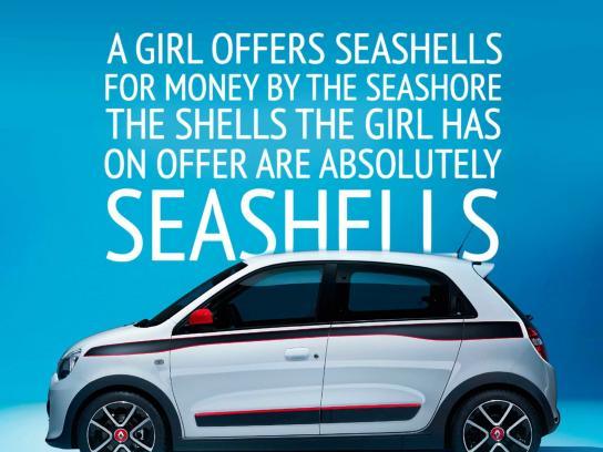 Renault Print Ad -  Twists, 2