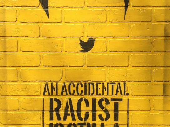 Twitter Print Ad - Twitler